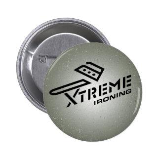 Xtreme Ironing Button 3
