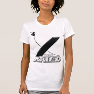 Xtreme Rated-Skatergirl T Shirt