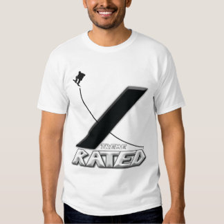Xtreme Rated-Snowboarder Shirt