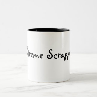 Xtreme Scrapper Two-Tone Mug