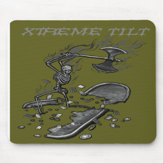 xtreme tilt gold mouse pads