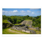 Xunantunich Mayan Ruin in Belise Postcard