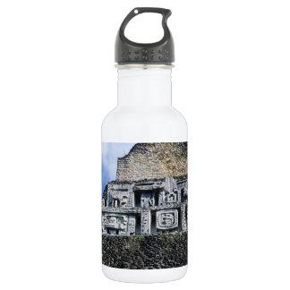 Xunantunich Mayan Ruin in Belize 532 Ml Water Bottle