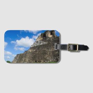 Xunantunich Mayan Ruin in Belize Luggage Tag