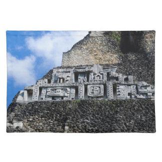 Xunantunich Mayan Ruin in Belize Placemat