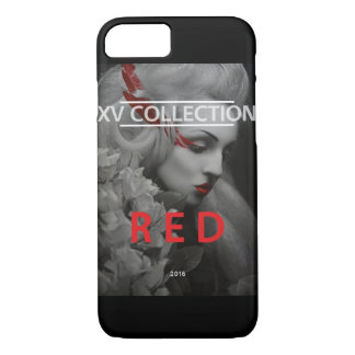 XV RED III iPhone 8/7 CASE