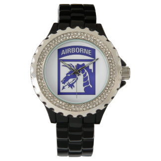 "XVIII Airborne Corps "" Sky Dragons"" Watch"