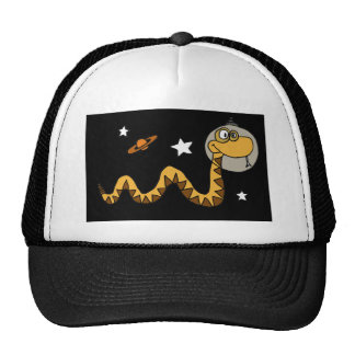 XX- Astronaut Snake Cartoon Hats