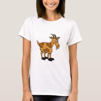 XX- Funny Cartoon Goat T-Shirt