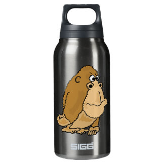 XX- Funny Gorilla Cartoon 0.3 Litre Insulated SIGG Thermos Water Bottle