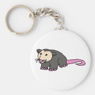 XX- Funny Possum Keychains