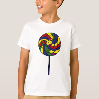 XX- Giant Multi Colored Sucker T-Shirt