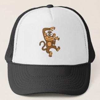 XX- Happy Dancing Monkey Trucker Hat