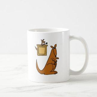 XX- Kangaroo Court Cartoon Mugs