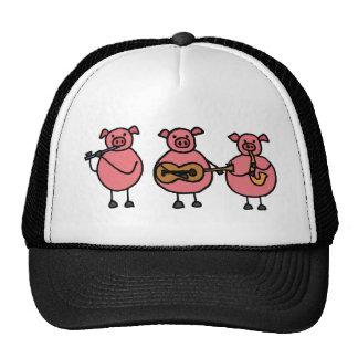 XX- Three Little Musical Pigs Cap