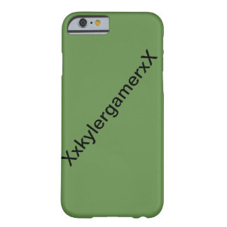XxkylergamerxX phone case! Barely There iPhone 6 Case
