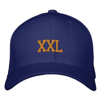 XXL EMBROIDERED HAT