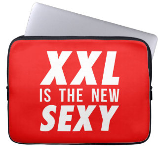 XXL is the new sexy Laptop Sleeve