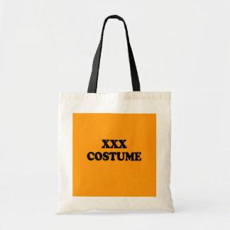 XXX COSTUME - - Halloween Canvas Bag