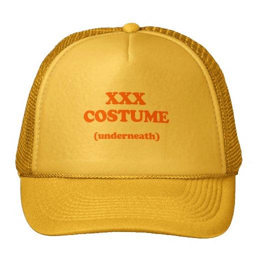 XXX Costume Trucker Hat