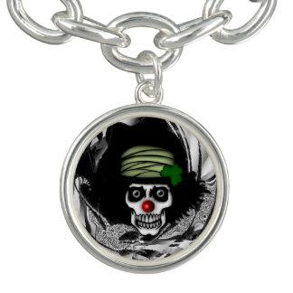 xxx Irish Skeleton Clown