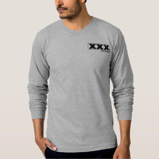 XXX 'til death Stay True T-Shirt