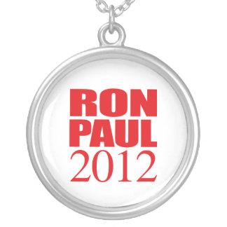 XXXX 2012 -- ROUND PENDANT NECKLACE