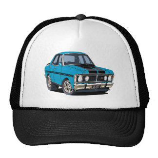 XY GT Bluey Falcon.pdf Trucker Hat
