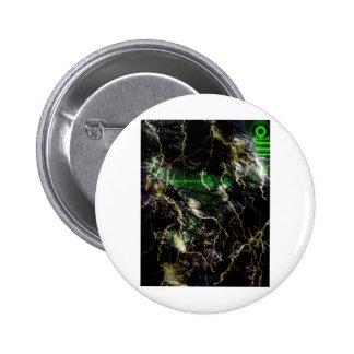 XyberSpace Chaos Pinback Button