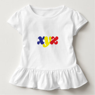xyz Toddler Gear Toddler T-Shirt