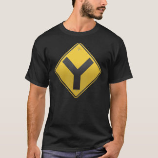 Y Intersection T-Shirt