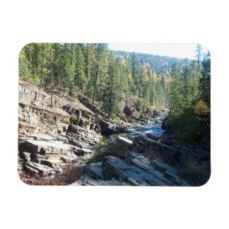 Yaak River Magnet
