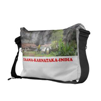 yaana karnataka india tourist place photo  bag messenger bag