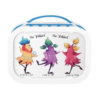 Yabbut lunch box
