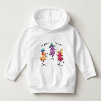 Yabbut pullover for kids!