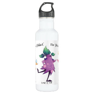 Yabbut water bottle