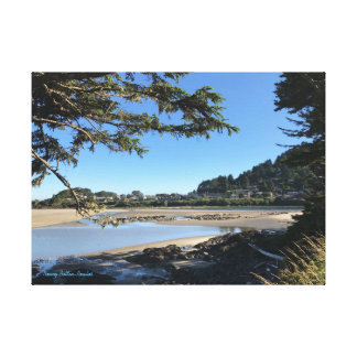 Yachats, Oregon Canvas Print