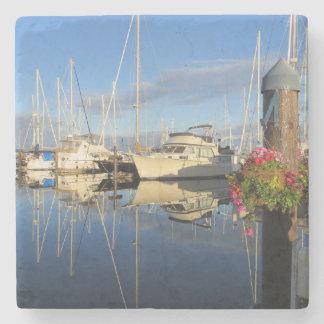 Yacht and Sailboat Stone Coaster