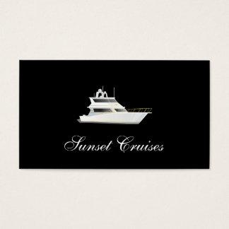Yacht Business Card