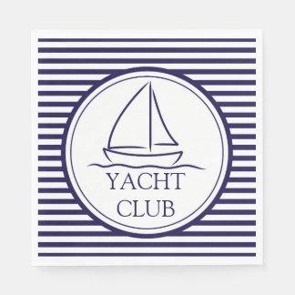 Yacht Club Disposable Napkins