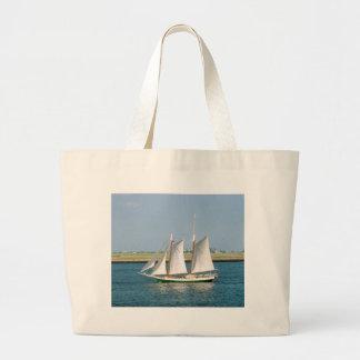 Yacht in Boston Harbor Bag