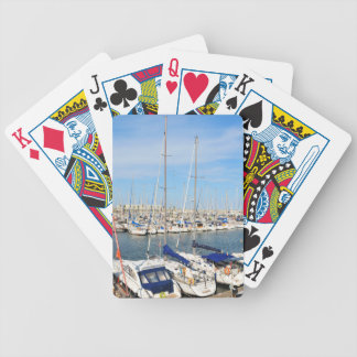 Yachting Bicycle Playing Cards