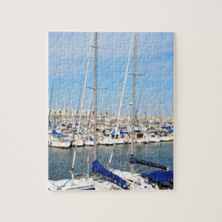 Yachting Jigsaw Puzzle