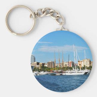 Yachting Key Ring