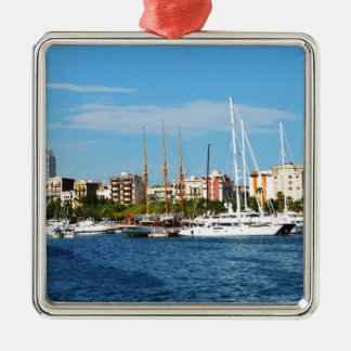Yachting Metal Ornament