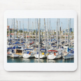 Yachting Mouse Pad