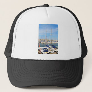 Yachting Trucker Hat