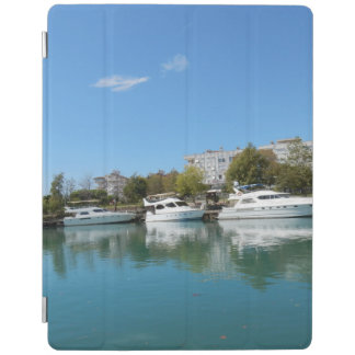 Yachts in Turkey iPad Cover