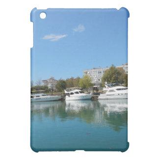 Yachts in Turkey iPad Mini Case