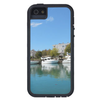Yachts in Turkey iPhone 5 Cases